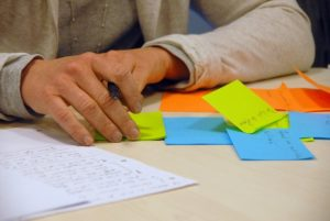 Hatékony nyelvtanulási tippek post-it
