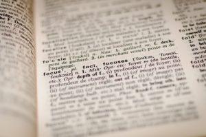 Hatékony nyelvtanulási tippek, egynyelvű szótár