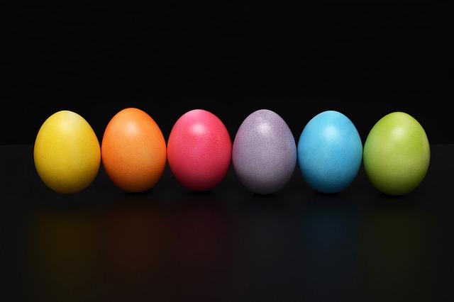 8 tojásfestési ötlet, amivel meglepheted a locsolókat