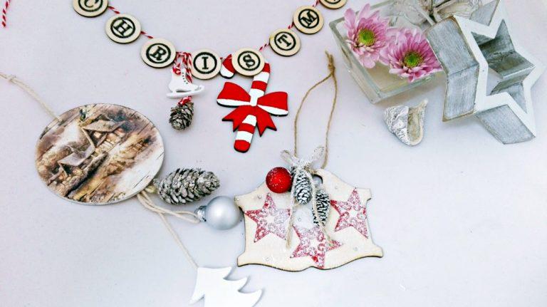 Íme 3 kreatív, ünnepi apróság sokféle felhasználási lehetőséggel